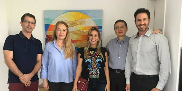Доктор Ирина Валерьевна в клинике профессора Коимбра